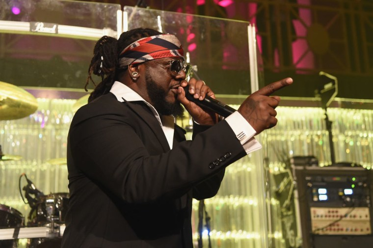T-Pain is reportedly suing Cash Money over royalties from <i>Tha Carter III</i>