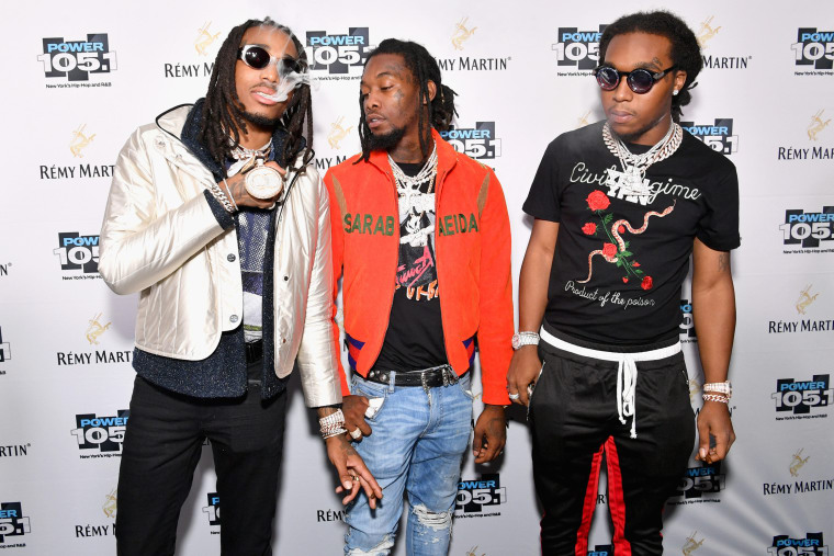 Quavo says he wants Migos to be the Hyenas in Disney's <i>Lion King</i>