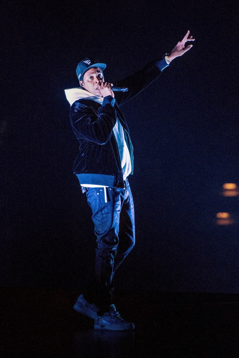 JAY-Z cancels two show on the<i> 4:44</i> tour