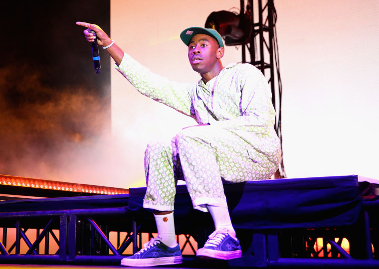 "Hear Tyler, the Creator's new song ""PUFF"""