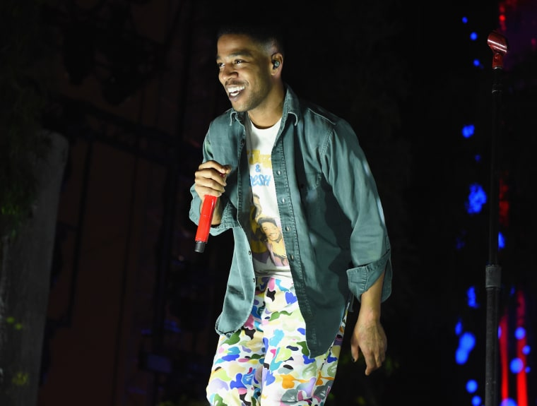 Kid Cudi and Jaden Smith might make an album together
