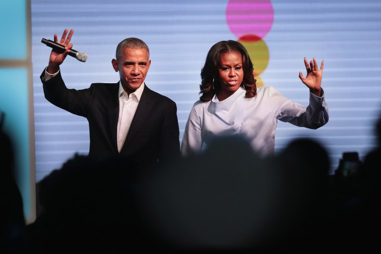 Barack and Michelle Obama sign multi-year Spotify podcast deal