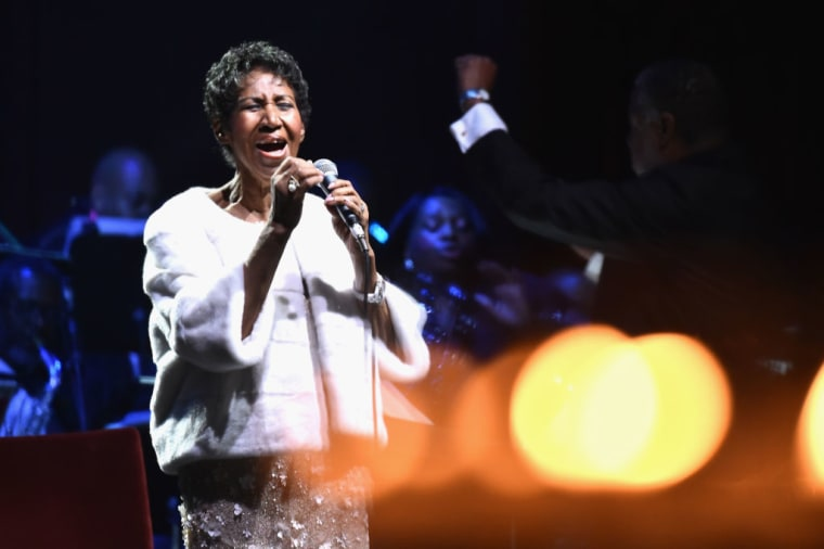 "Aretha Franklin is ""gravely ill,"" according to reports"
