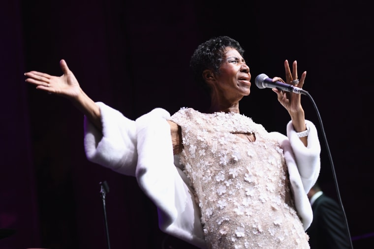 Queen of Soul's Detroit mansion sells for £234000