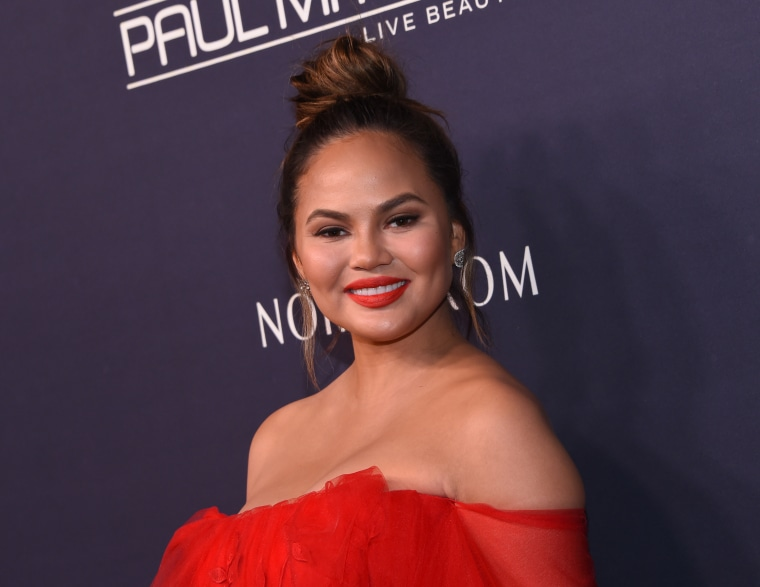 Chrissy Teigen says we've been mispronouncing her last name this whole time