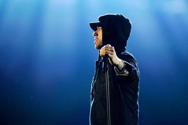Eminem expresses regret for anti-Trump freestyle, claims he was questioned by Secret Service