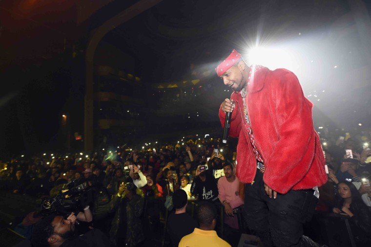 Juelz Santana faces 20 years in prison after weapons indictment