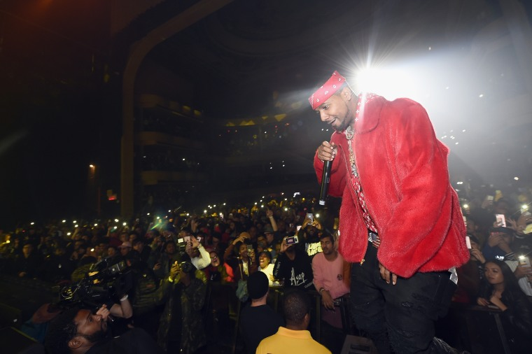 Juelz Santana's gun & drug charges to be prosecuted by federal authorities