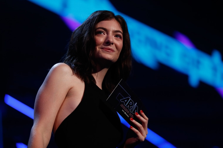Lorde, Sia, Green Day, and more sign open letter about politicians' use of their music