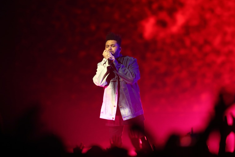 The Weeknd's <i>My Dear Melancholy</i> debuts at number one