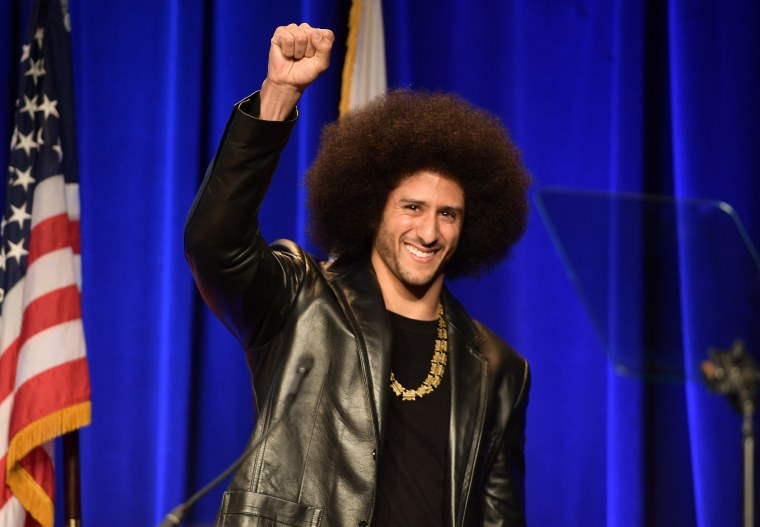 The best tweets about Colin Kaepernick's Nike campaign