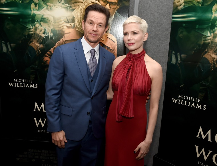 Mark Wahlberg donated his <I>All The Money In The World</i> fee to Time's Up