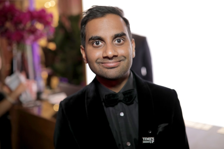 Aziz Ansari announces return to stand-up less than a year after sexual misconduct allegations