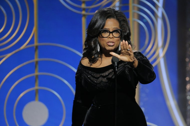 Sorry, Oprah says she's not interested in being president