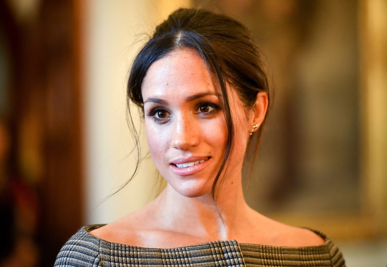 Meghan Markle reportedly signs voiceover deal with Disney