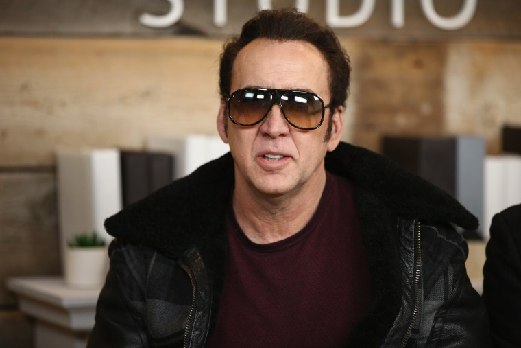 Nicolas Cage will play a truffle hunter out for revenge in <i>Pig</i>