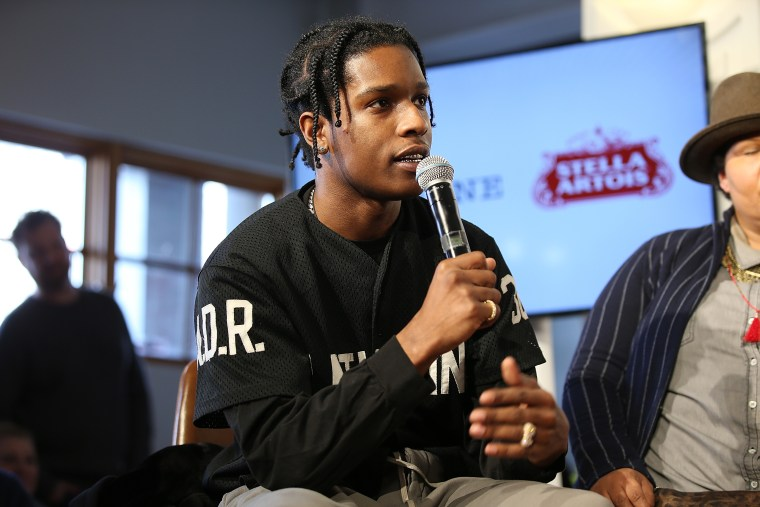 A$AP Rocky's Swedish Lawyer Shot in Head and Chest