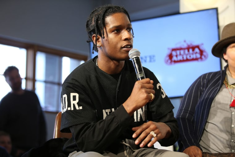 Report: A$AP Rocky could be held in Swedish jail for two weeks
