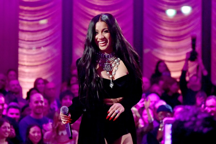Cardi B reportedly in talks to join <i>The Nanny</i> reboot