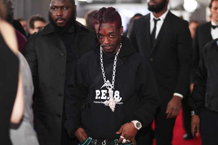 Lil Uzi Vert has the No.1 album in the country