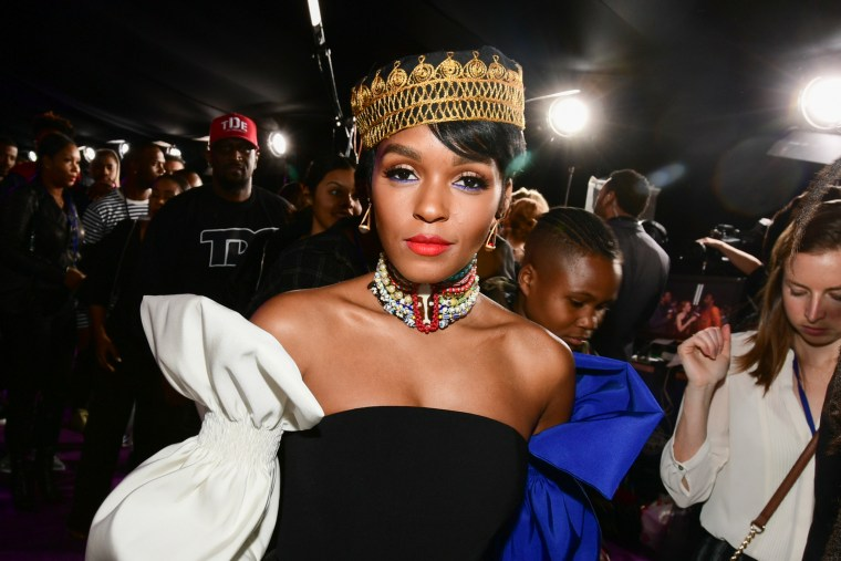 The cast of <i>Black Panther</i> gave Janelle Monáe the confidence to finish her album