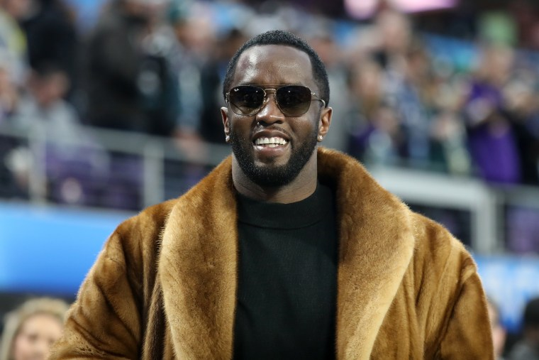 Diddy reveals he's working on an app to boost black-owned businesses
