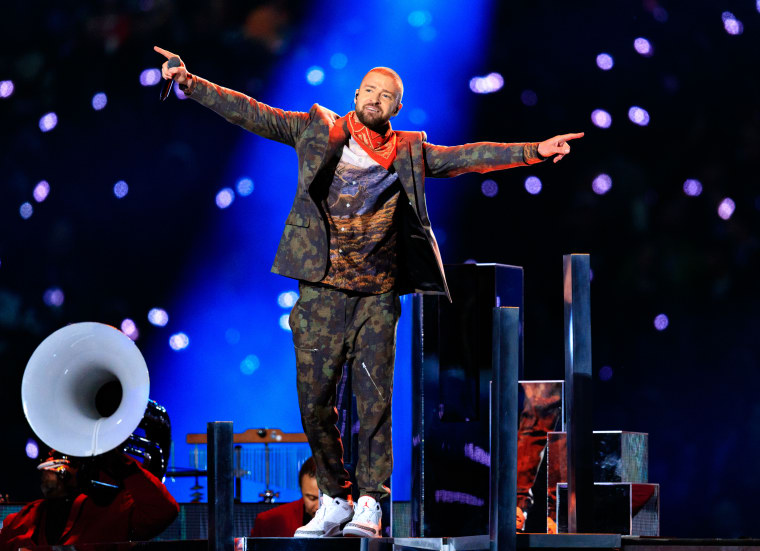 Justin Timberlake's <i>Man Of The Woods</i> is number 1 on Billboard 200