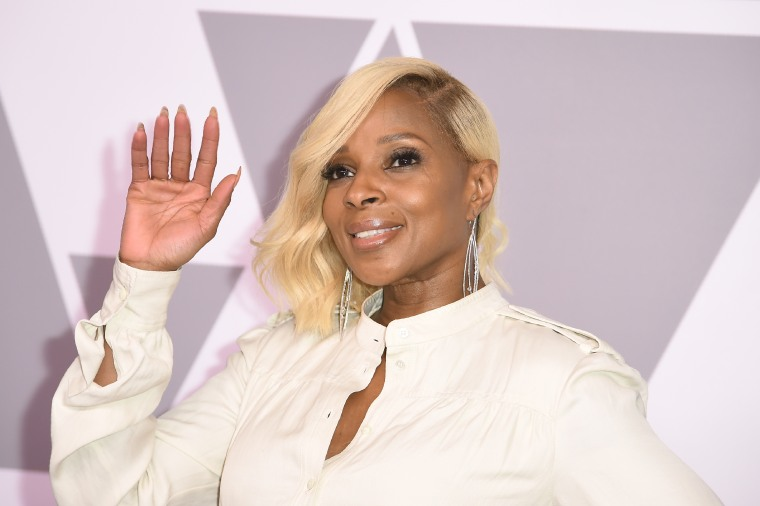 Mary J. Blige to star in new police brutality horror film <i>Body Cam</i>