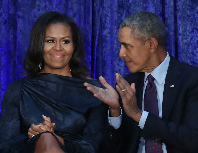 The Obamas announce Netflix projects, including Frederick Douglass biopic