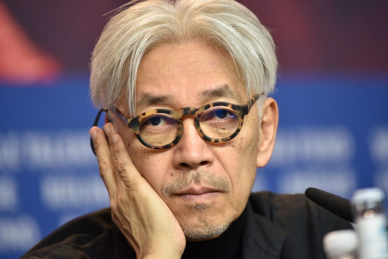 "Hear Ryuichi Sakamoto's harrowing <i>Black Mirror</i> composition ""this is my last day 2"""
