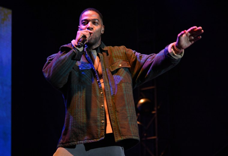 "Kid Cudi wants to drop a new album next year, promises ""tasty features coming soon"""