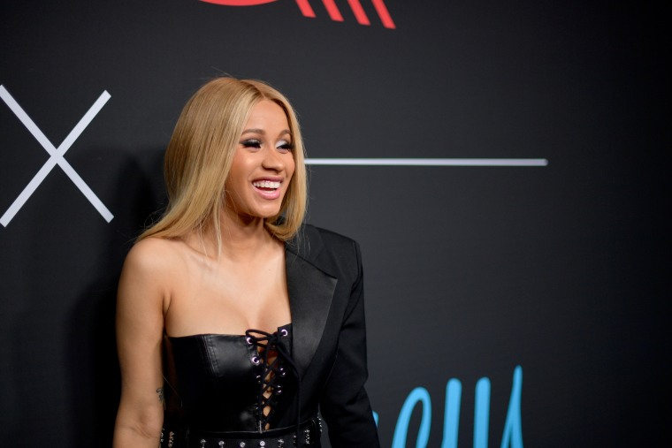 Cardi B's <i>Invasion of Privacy</i> is reportedly the most-streamed rap album by a woman in Spotify history