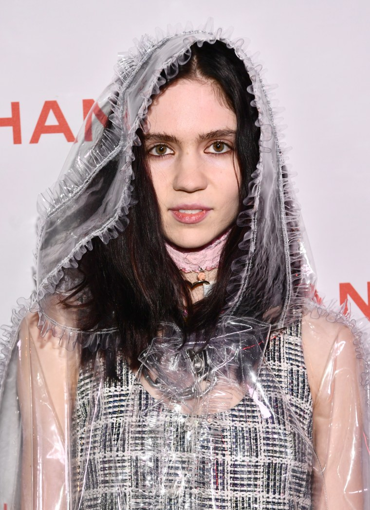Grimes is allegedly dating Elon Musk after bonding over A.I. jokes