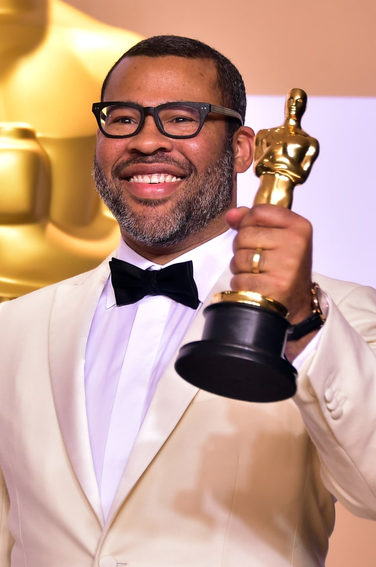 Jordan Peele explains how Whoopi Goldberg's 1991 Oscar speech inspired him to make movies