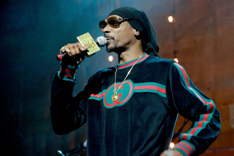 Listen to Snoop Dogg's new 32-track gospel album, <i>Bible of Love</i>