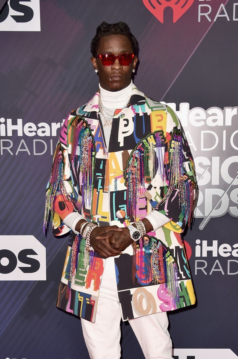 Felony gun case against Young Thug dropped