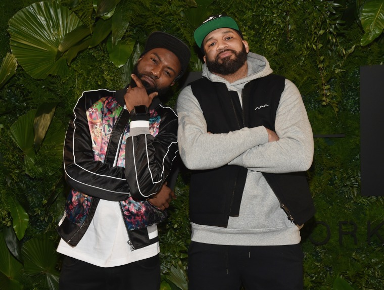 Desus & Mero announce book <i>God-Level Knowledge Darts: Life Lessons from the Bronx</i>
