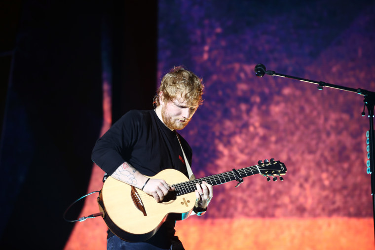 Ed Sheeran's <i>Game of Thrones</i> character's face presumably burned off by dragons