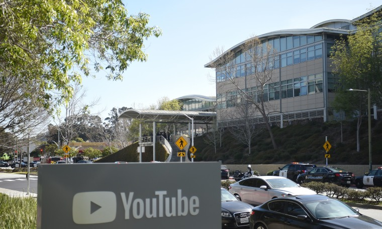 YouTube shooter named as 39-year-old Nasim Aghdam