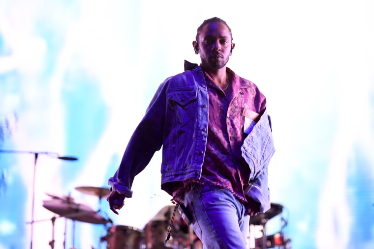 Kendrick Lamar will headline three Lollapalooza dates in South America