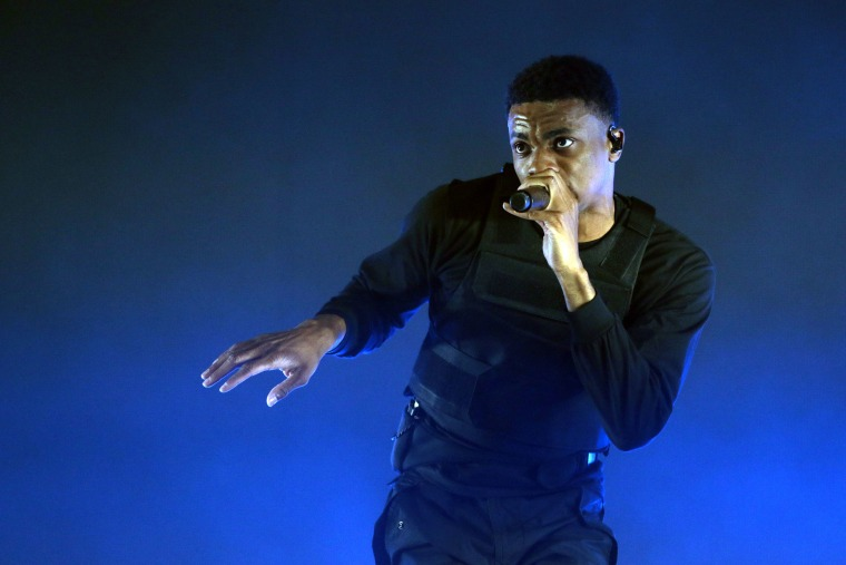 Vince Staples announces new project <i>FM!</i>, shares cover art