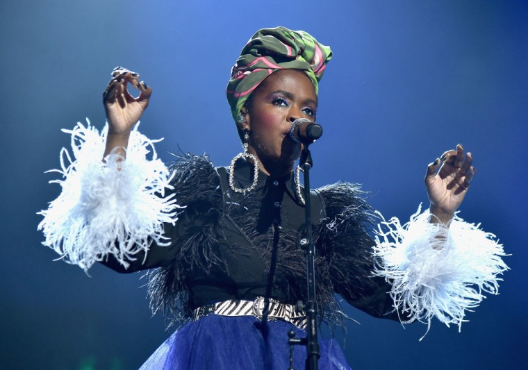 Lauryn Hill shares new song as part of <I>Queen + Slim</i> soundtrack