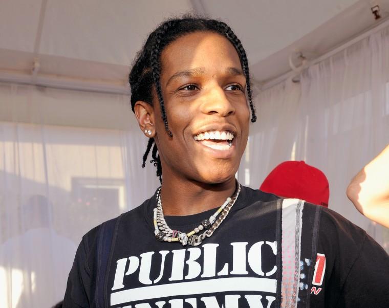A$AP Rocky released from custody in Sweden as he awaits final verdict
