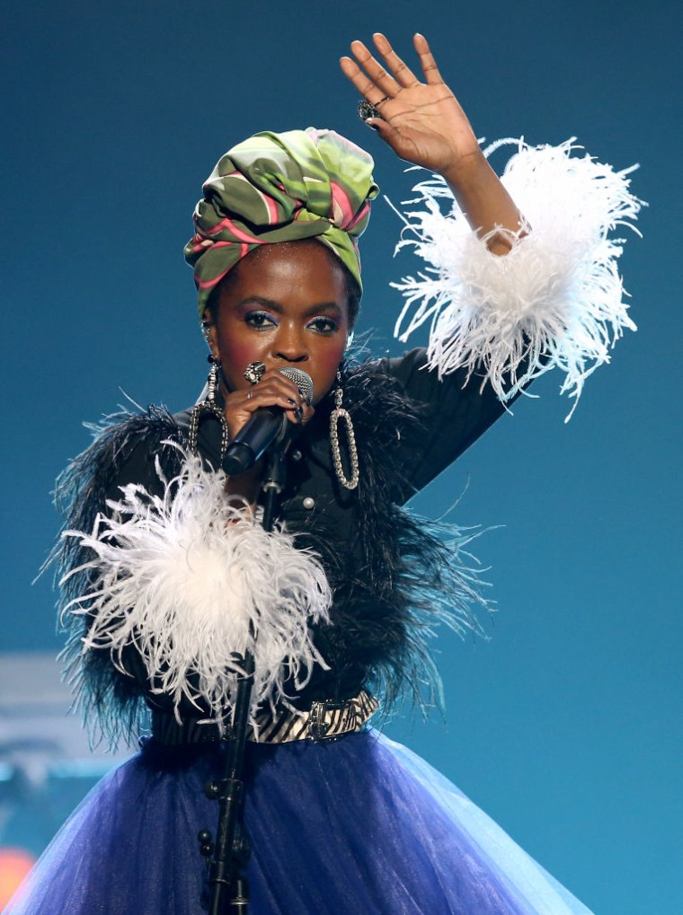 "Some of Ms. Lauryn Hill's tour dates cancelled due to ""unforeseen production issues"""
