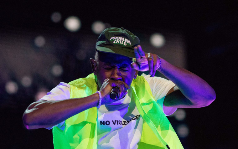 """Tyler, The Creator says he """"hates"""" his voice, wishes he got more radio play"""