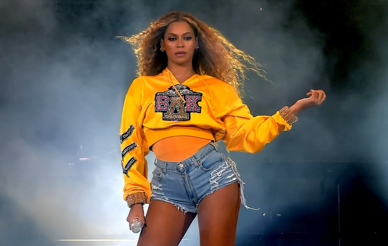 Report: Beyoncé bought a church