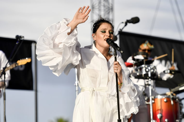"Jessie Ware returns with the luxurious ""Adore You"""