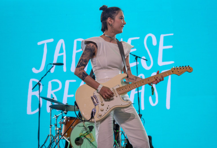 Hear two new songs from Japanese Breakfast