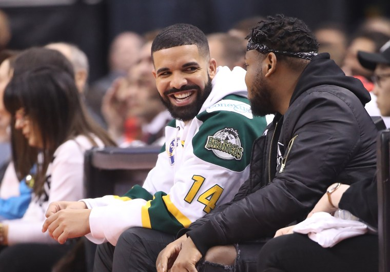 Drake sets new Billboard record with three songs debuting at the top of Hot 100