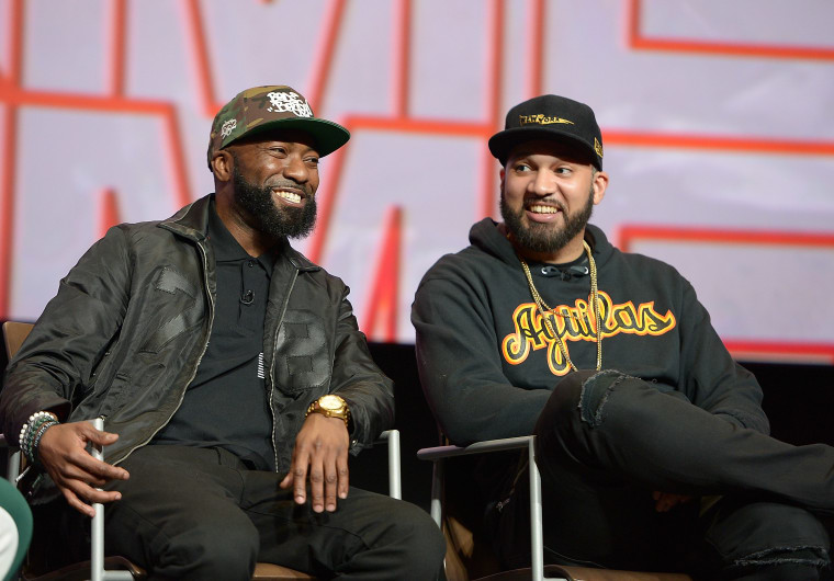 Desus & Mero will now be making a weekly show for Showtime